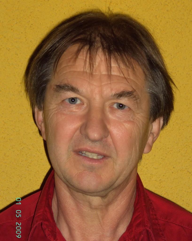 Porträt von Ehrenfried Barnet