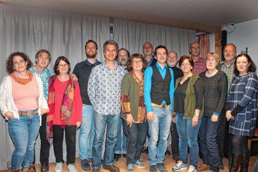Grüne Gemeinderatskandidaten für die Kommunalwahl 2019 Quelle: Markgräfler Tagblatt Fotografin: Anja Bertsch