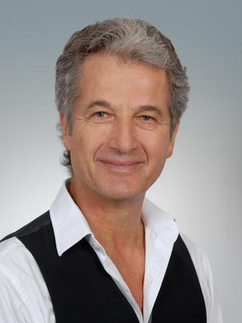 Porträt von Arno Bürkert