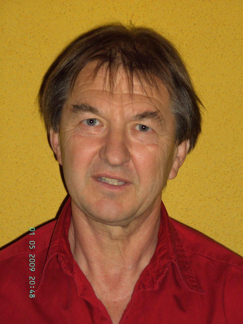 Porträt Ehrenfried Barnet