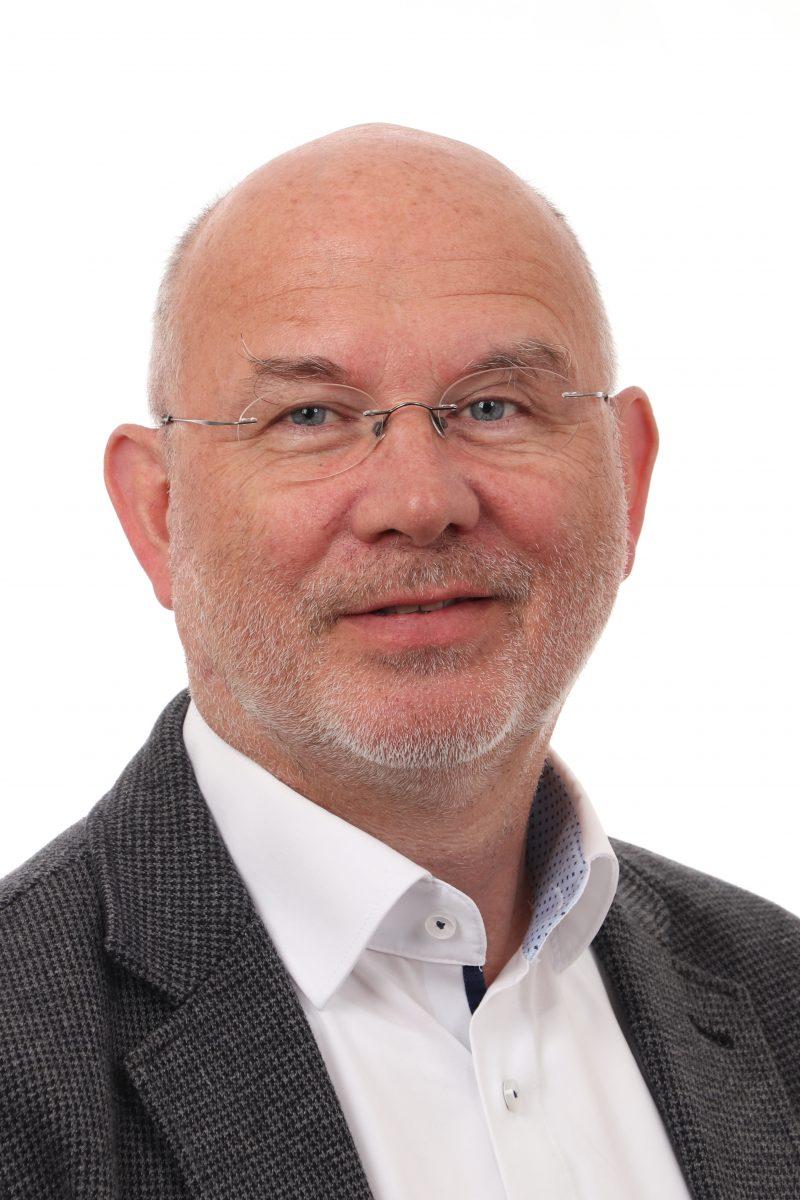 Porträt von Jürgen Fremd