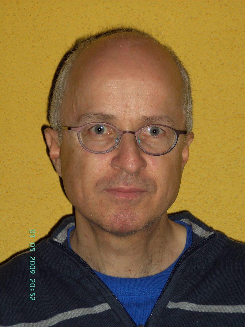 Porträt von Rainer Hüttlin