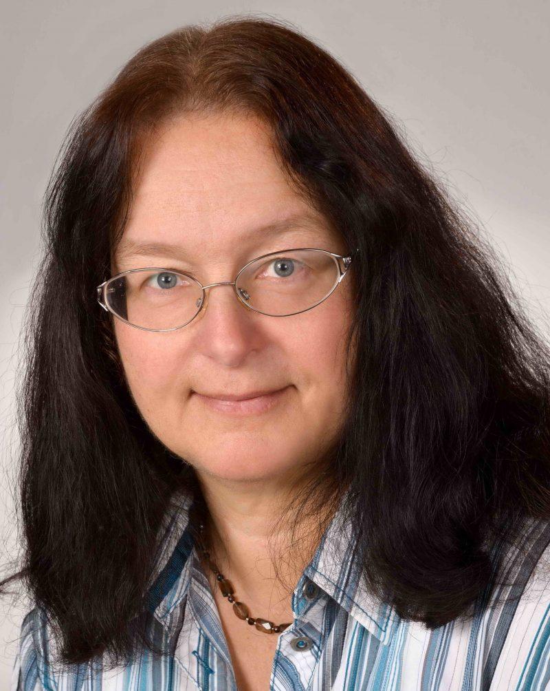 Porträt von Birgit Kanngießer