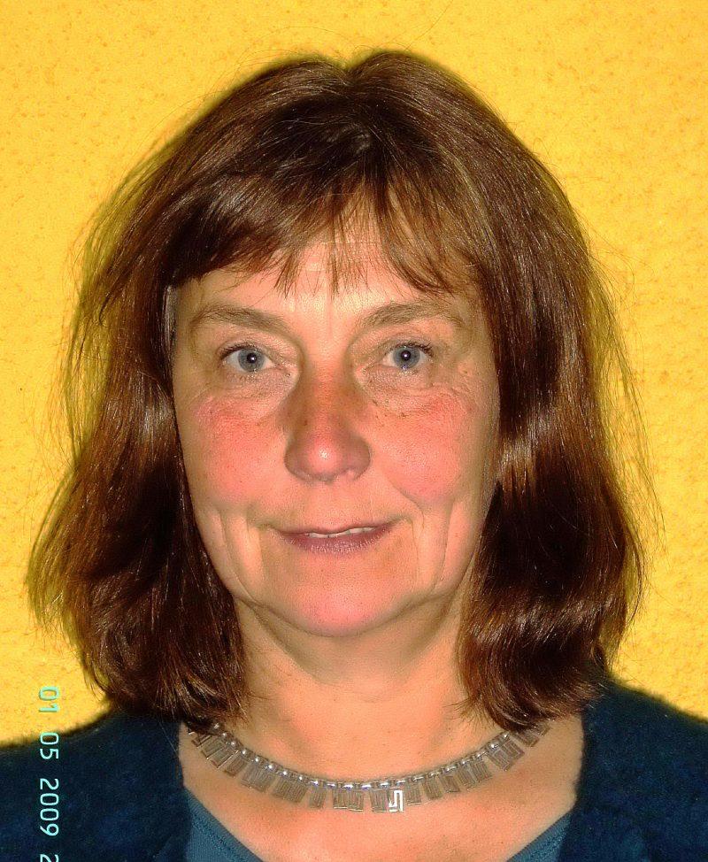 Porträt von Ingeborg Kehren