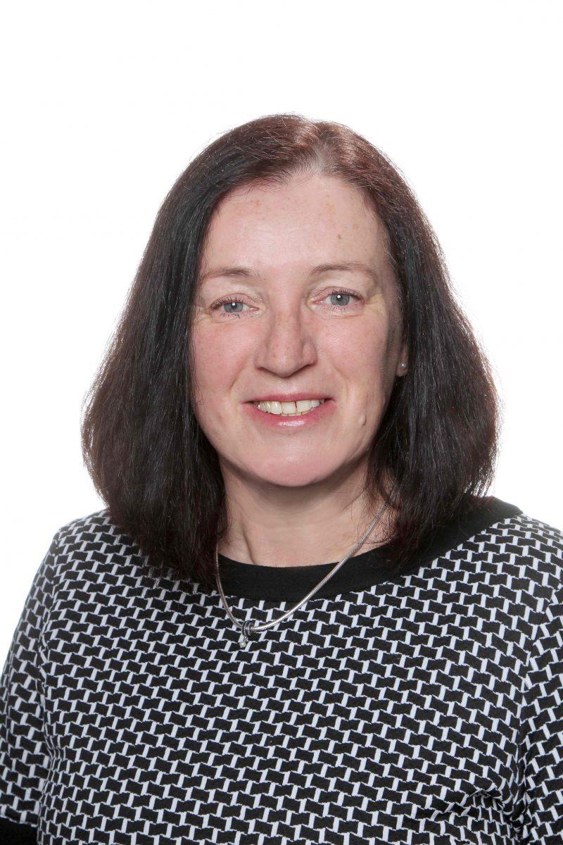 Porträt von Gisela Schleidt