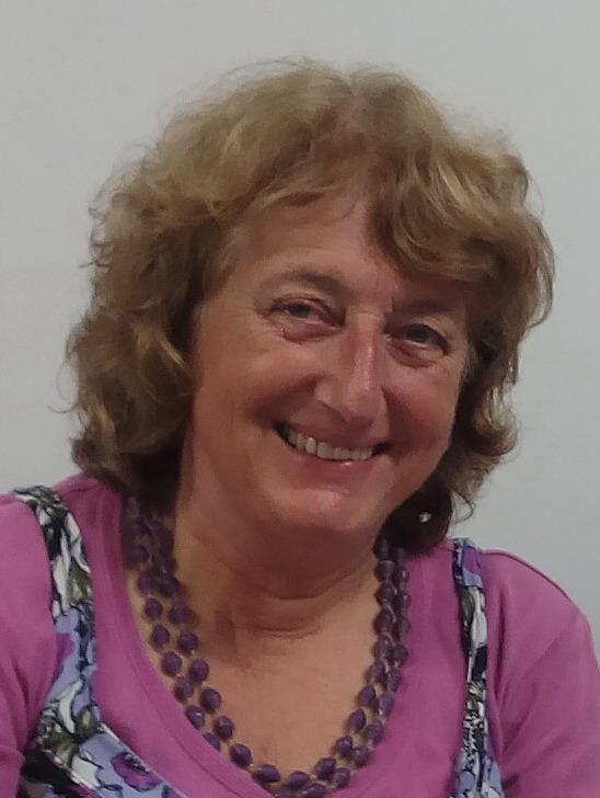 Porträt von Wiltrud Straub-Goetz